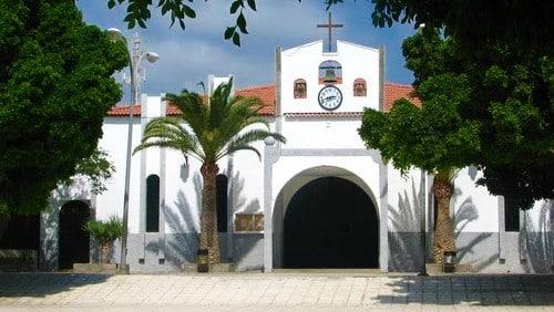 Parroquia de Nuestra Senora del Carmen Arguineguin