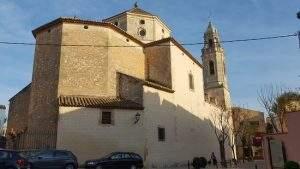 Parroquia de Sant Pere Apostol Torredembarra 1