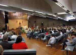 Parroquia de Santa Maria de Montserrat (Balconada) (Manresa)