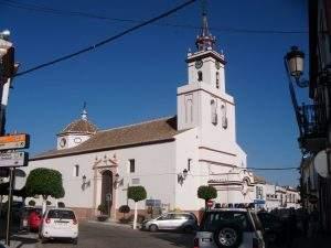Parroquia de Santa Maria de las Nieves Villanueva del Ariscal 1