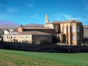 abadia cisterciense de santa maria de san salvador canas 1