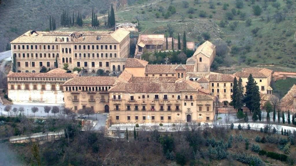 abadia del sacromonte granada 1
