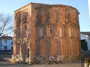 abside de los milagros el morabito talamanca del jarama