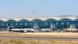 Aeropuerto de Alicante (Elx)