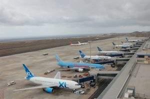 Aeropuerto de Tenerife Sur (Granadilla de Abona)