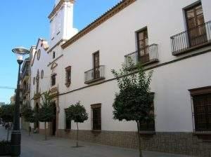 Asilo de San Juan de Dios (Andújar)