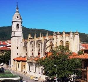 basilica de la asuncion de santa maria la antigua lekeitio
