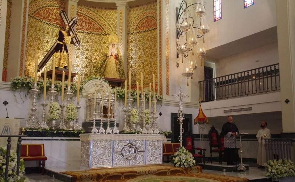 basilica de la esperanza malaga