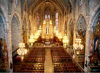 basilica de la purissima concepcio i assumpcio de nostra senyora barcelona
