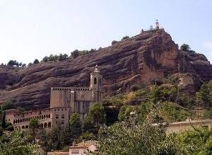 basilica de nuestra senora de la pena graus