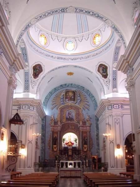 basilica de nuestra senora de las mercedes oria