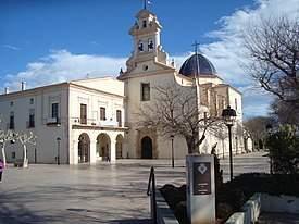 Basílica de Nuestra Señora del Lledó (Lidón) (Castellón de la Plana)