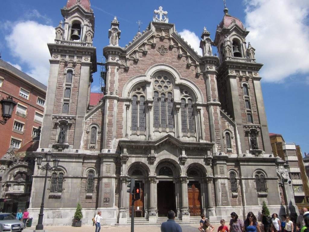 basilica de san juan el real oviedo