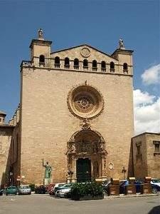 basilica de sant francesc dassis palma de mallorca