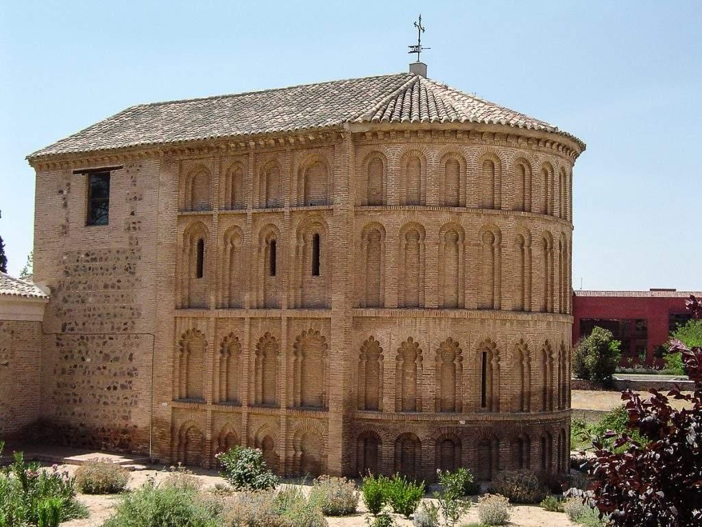 basilica de santa leocadia ermita del cristo de la vega toledo