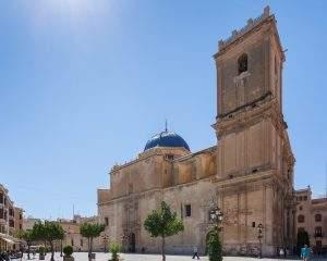 basilica de santa maria elx 1