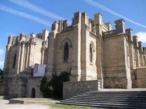basilica de santa teresa de jesus alba de tormes 1