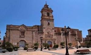 basilica parroquial de san jaime apostol algemesi
