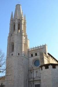 basilica parroquial de sant feliu girona