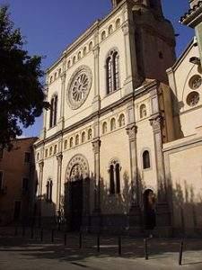 basilica parroquial de santa maria de mataro mataro