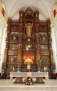 Basílica Pontificia de San Juan de Ávila (la Encarnación) (Montilla)