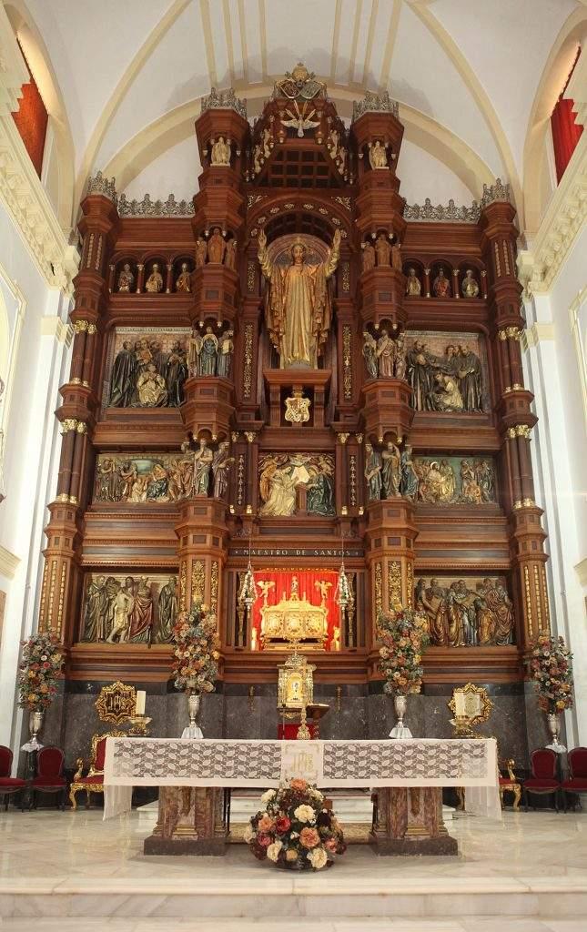 basilica pontificia de san juan de avila la encarnacion montilla