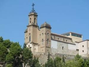 Basílica Santuari del Sant Crist de Balaguer (Balaguer)