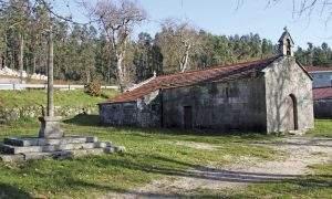 Capela de San Amedio (Bueu)