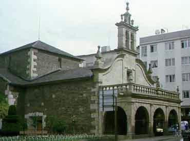 capela de san roque lugo