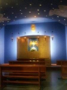 capilla de adoracion perpetua elx