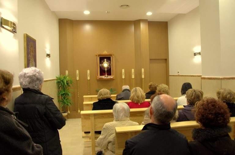 capilla de adoracion perpetua orihuela