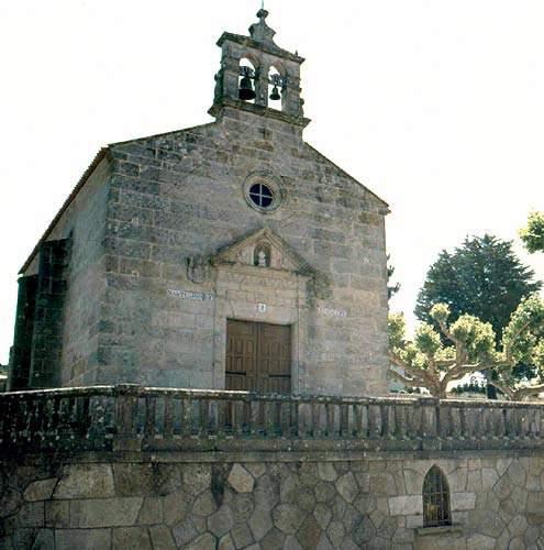 capilla de guadalupe santiago de compostela