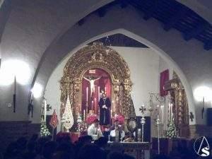 capilla de jesus cautivo coria del rio 1