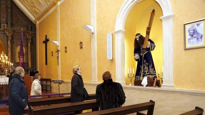 capilla de jesus nazareno palencia