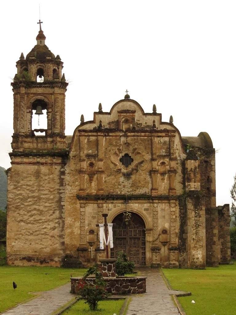 capilla de jesus y maria garrucha