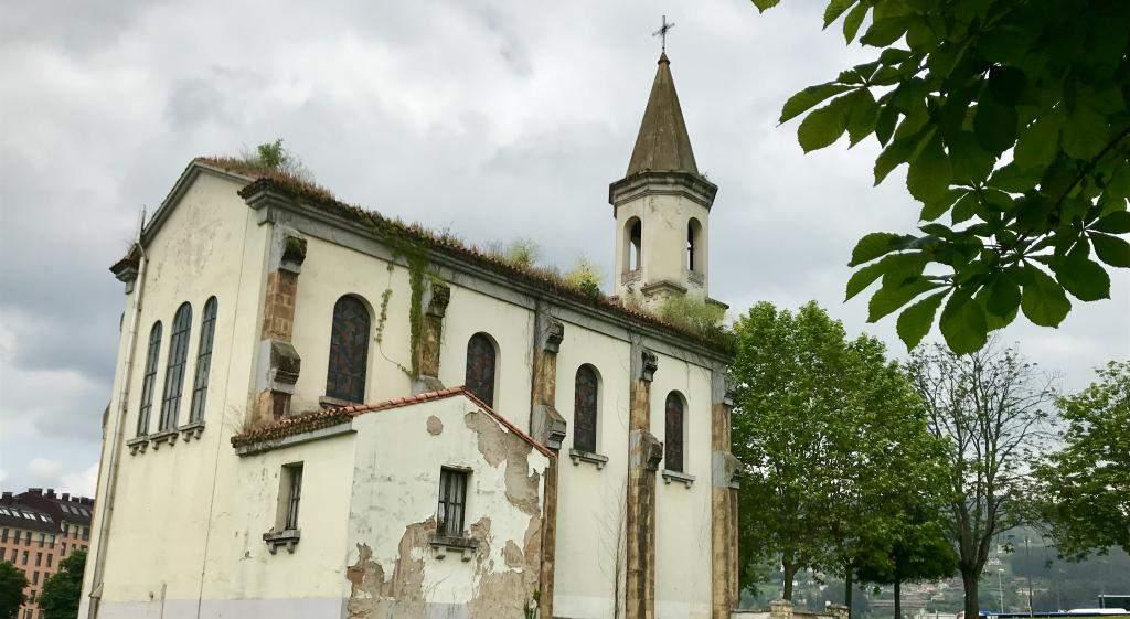 capilla de la cadellada oviedo
