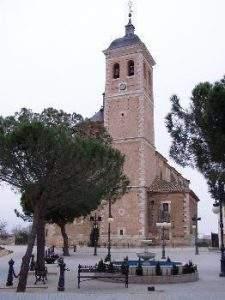 capilla de la casa parroquial meco