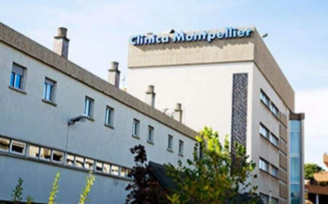 capilla de la clinica montpellier zaragoza
