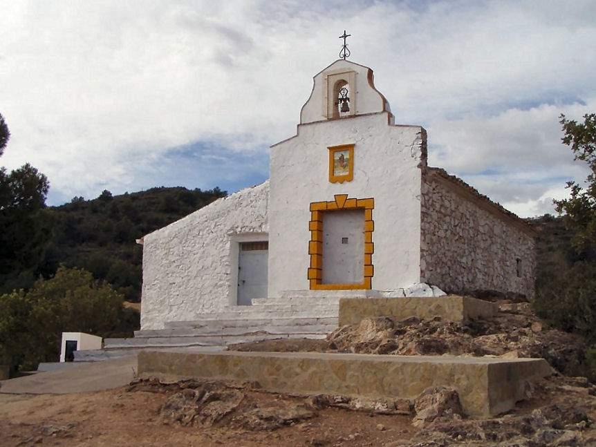 capilla de la colonia san antonio la vall