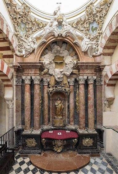 capilla de la concepcion de la torre villaviciosa