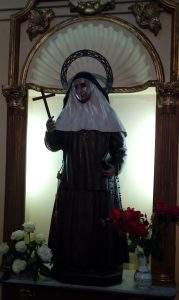 capilla de la cruz hermanas de la cruz zafra