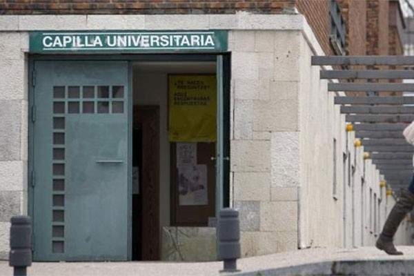 capilla de la facultad de psicologia universidad complutense de madrid pozuelo de alarcon