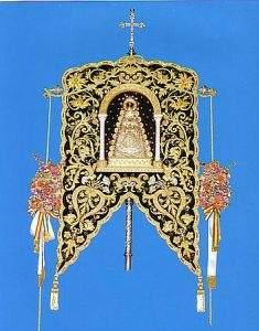 capilla de la hermandad del rocio santiponce