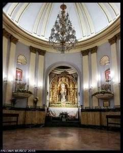 capilla de la inmaculada arroyo de la plata