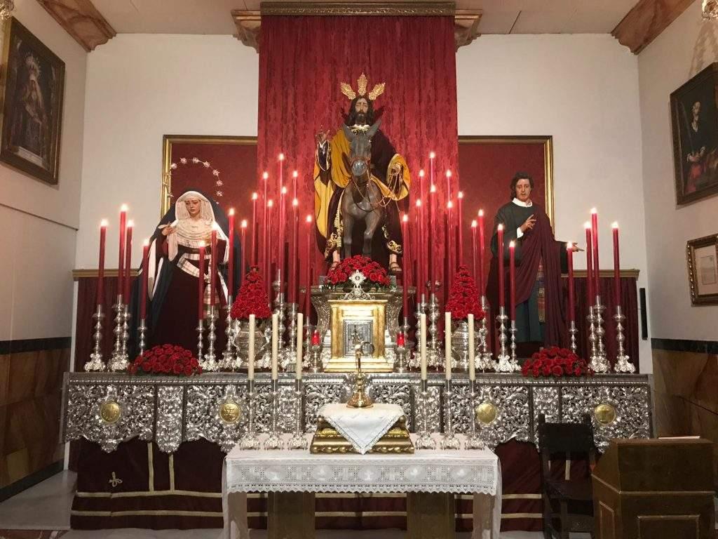 capilla de la madre de dios de la palma y san bernabe ceuta