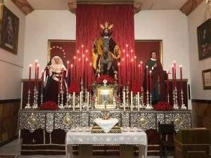 Capilla de la Madre de Dios de la Palma y San Bernabé (Ceuta)