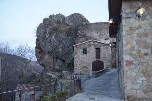 capilla de la mare de deu de la pietat de la roca vilallonga de ter