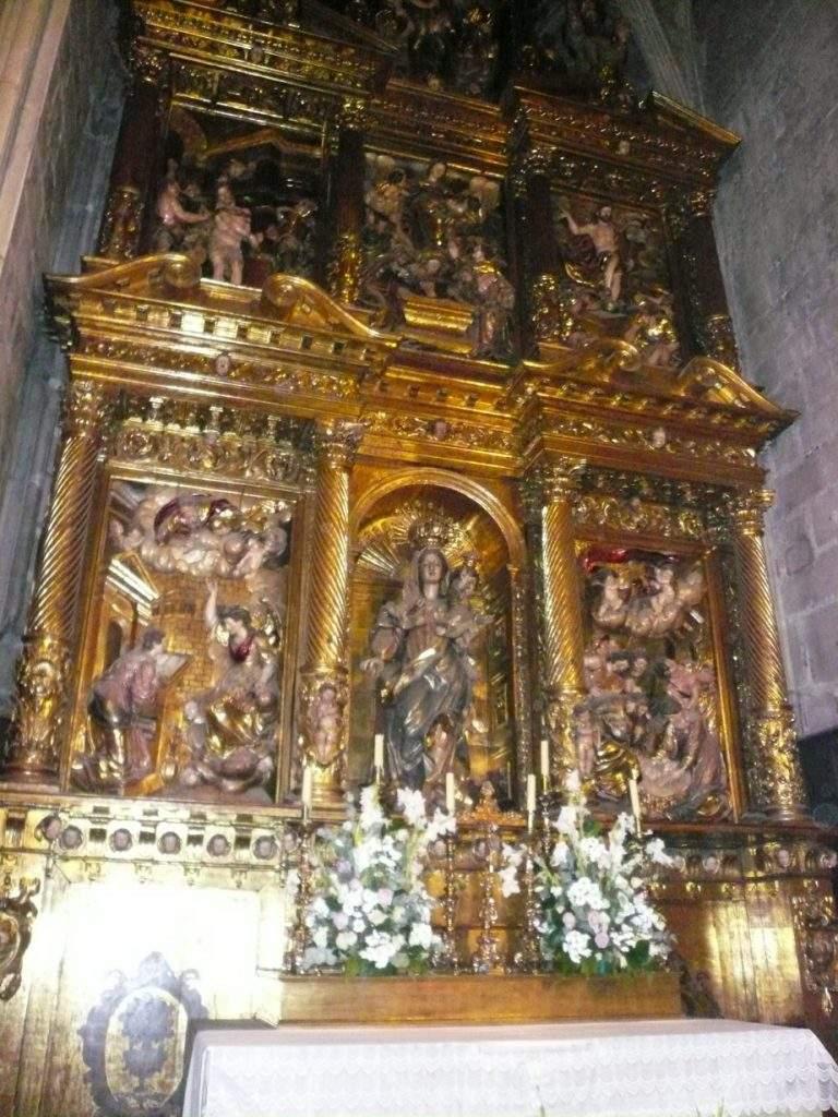 capilla de la mare de deu del roser pacs del penedes