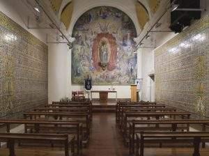 capilla de la mare de deu del roser sant pau de seguries