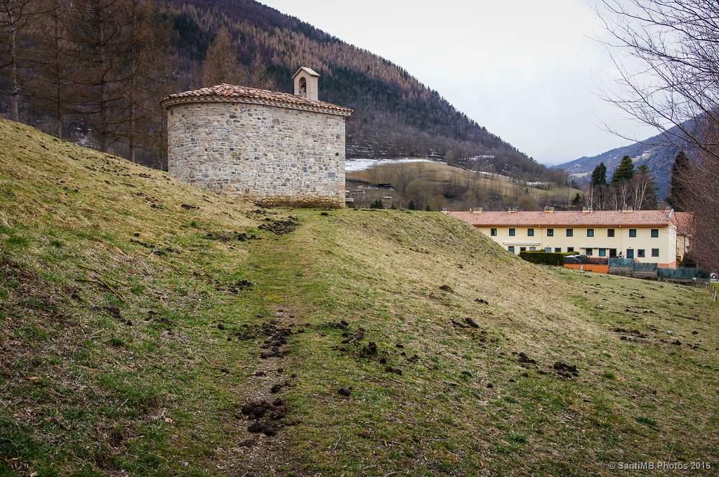 capilla de la mare de deu del roure camprodon